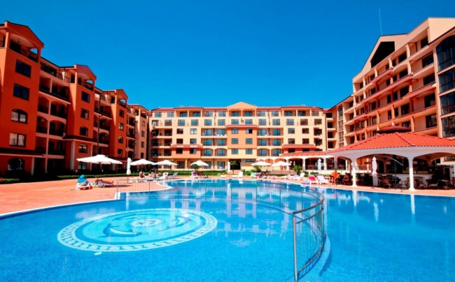 Apartments for sale near Nessebar