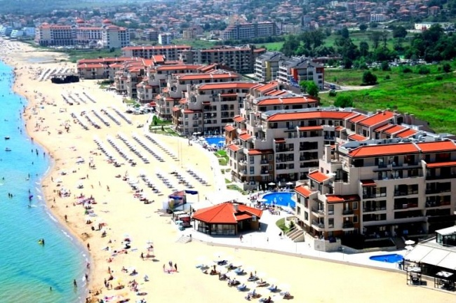 Apartment for sale in Sunny Beach near the sea coast