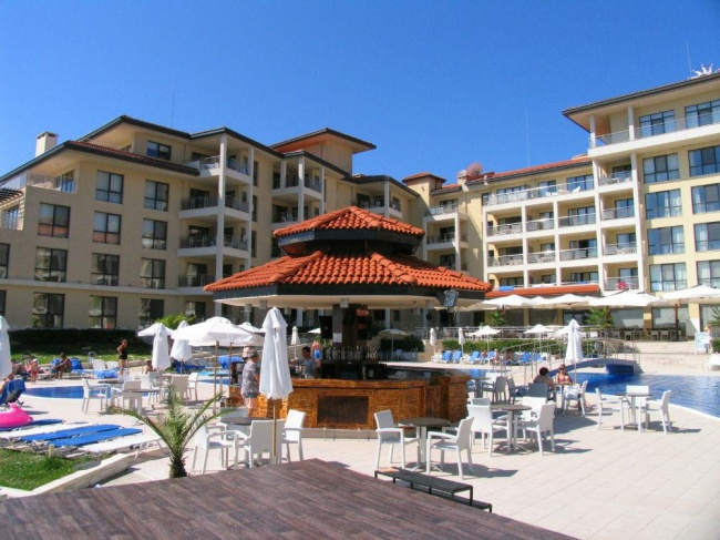 Byala Beach resort Bulgaria for sale