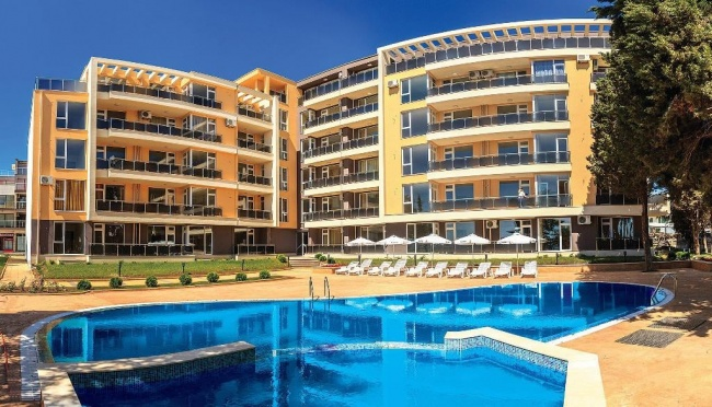 Beach apartments in Bulgaria - Ravda