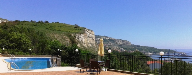 Property in Balchik near Botanic Garden