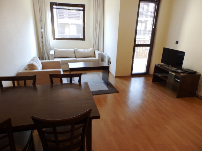 One bedroom apartment sale in Bansko near ski lift, low price