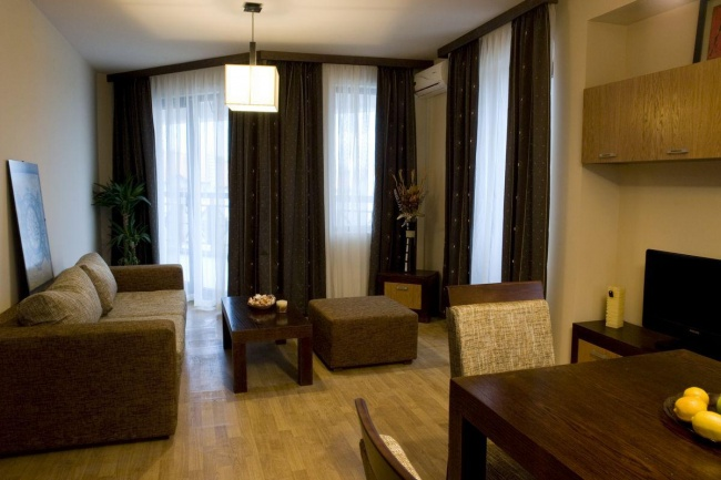 Low priced studios for sale in Kosharitsa, Sunny Beach