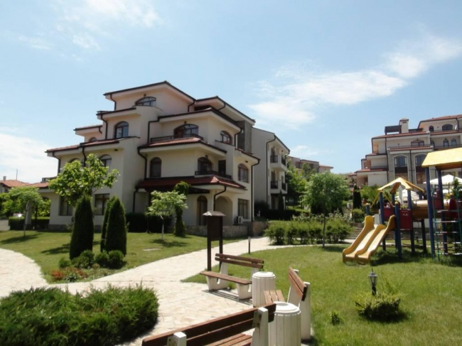 Coastal apartment in Bulgaria new developmet