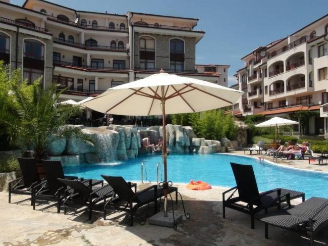 Coastal apartment in Bulgaria new developmet
