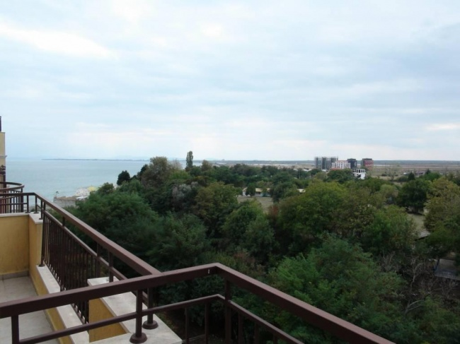 Low price seaview studio for sale near Nessebar