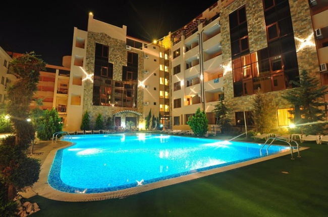 Low price 2-bed apartment for sale in Sunny Beach
