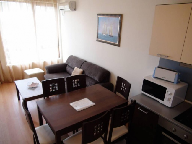 Sea view apartment in Byala close to beach