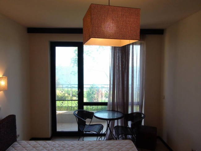 For sale fully furnished 2-bedroom apartment next to beach in Bulgaria
