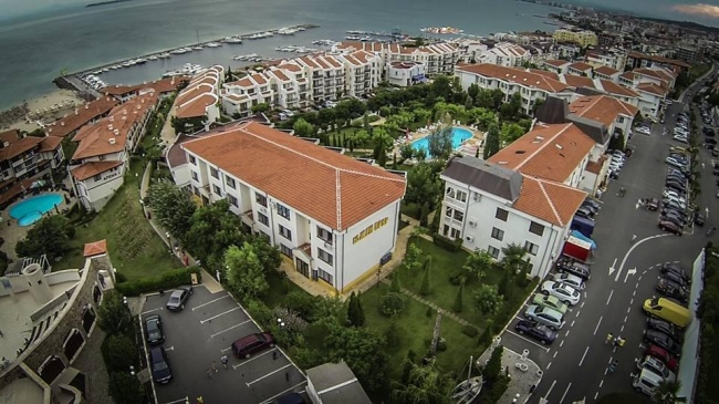 Luxury high-end suites for sale at the Bulgarian Riviera