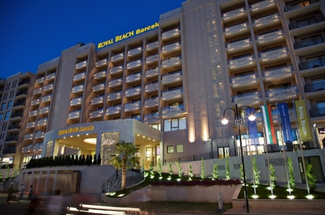 Royal Beach - high class apartments 50 m from beach
