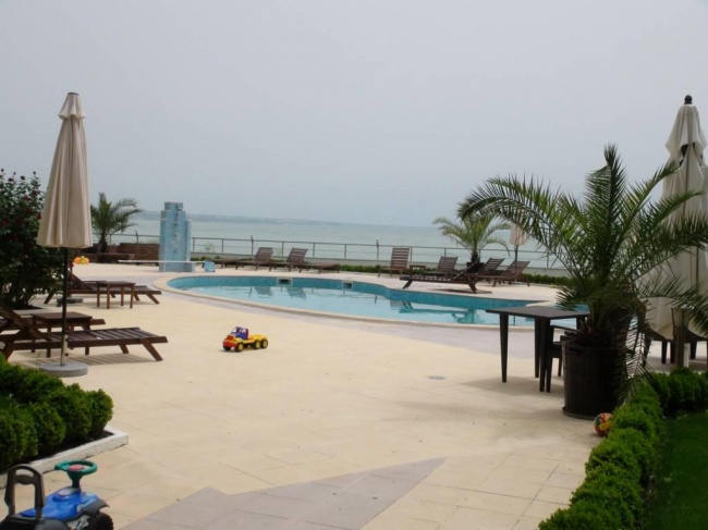 Sea front penthouse for sale near Balchik
