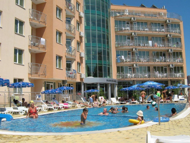 1 bedroom apartment in Sunny Beach at very low price