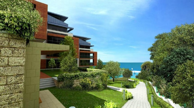Exclusive beachfront plot for sale in Bulgaria