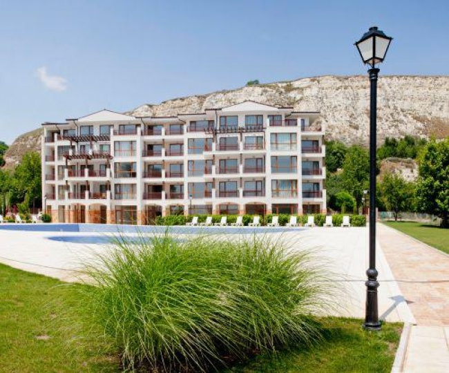 Coastal apartments for sale in Balchik