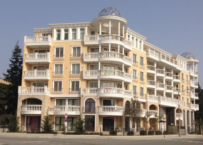 Beach condos for sale in Nessebar