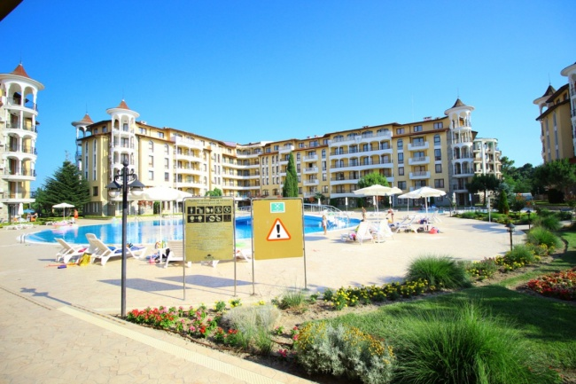 Royal Sun - luxury apartments for sale in Sunny Beach