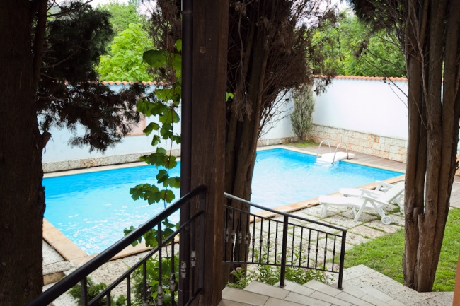 3 bedroom townhouse close to beach Kranevo