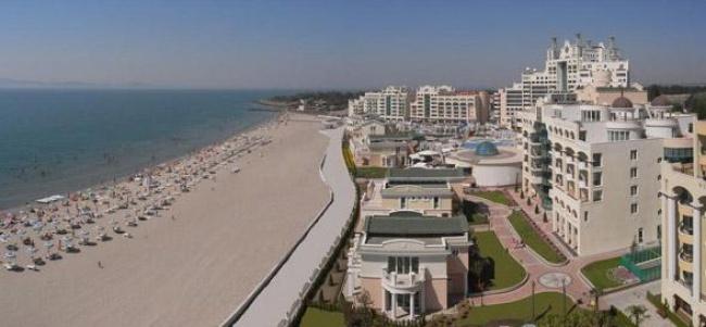 Sunset Resort Pomorie Beach Apartments In Bulgaria