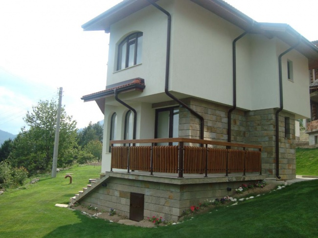 Ski property in Pamporovo - new villas for sale