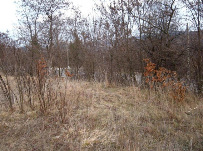 Attractive land for sale located on a main international road