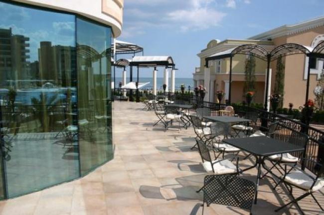 Sunset resort Pomorie - beach apartments in Bulgaria