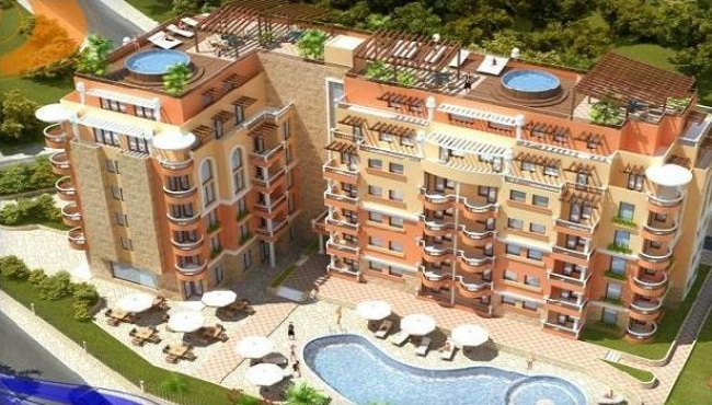 Holiday apartments for sale in Sunny Beach