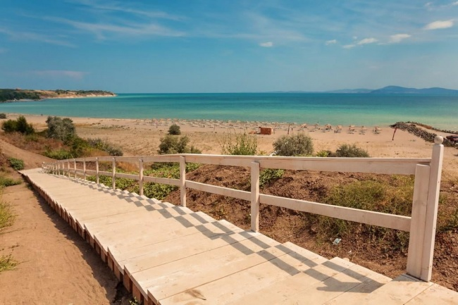 Contemporary apartments for sale in Bourgas