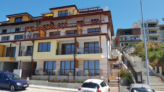 Seaview apartments in Sozopol