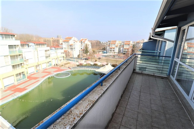 Furnished 1bed apartment in Sunny Beach