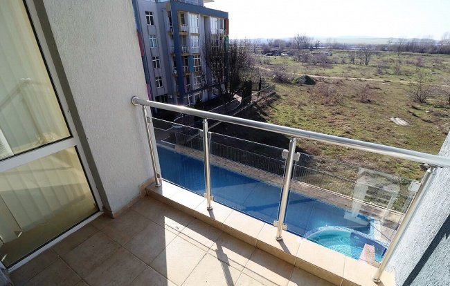 2-bedroom apartment in Sunny Beach for sale