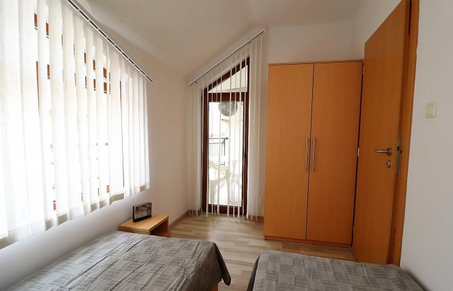 Low priced 2-bedroom apartment in Sunny Beach