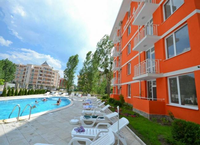 Cheap apartments in Sunny Beach