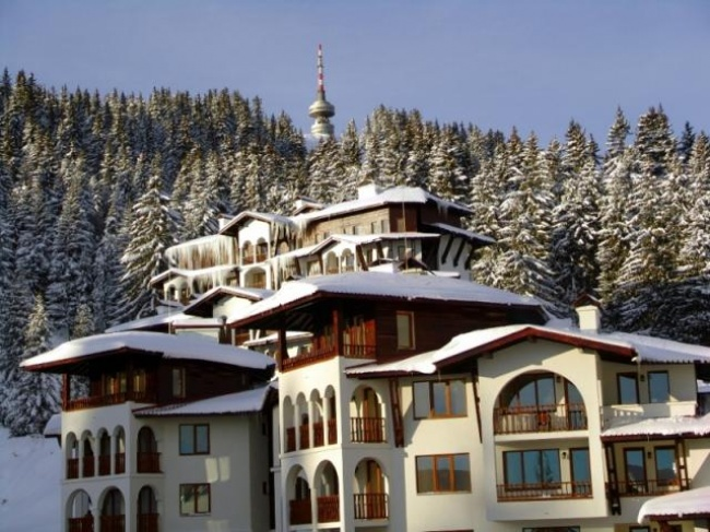Ski apartments for sale in Pamporovo Bulgaria