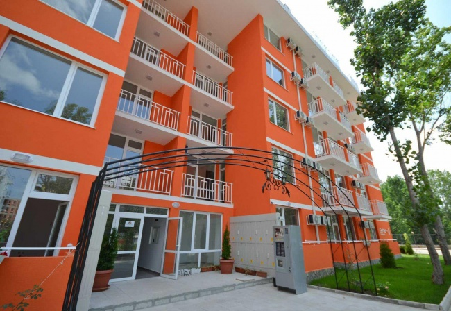Cheap apartments in Sunny Beach