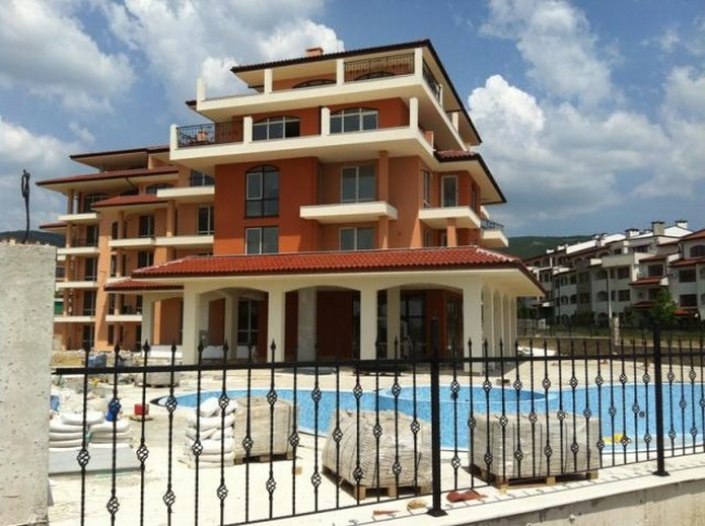Luxury sea front apartments in St Vlas Bulgarian Riviera