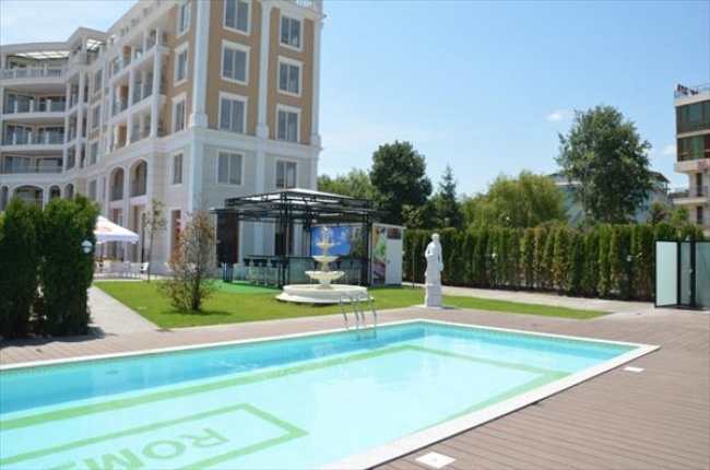 New exclusive residential development in Sunny Beach