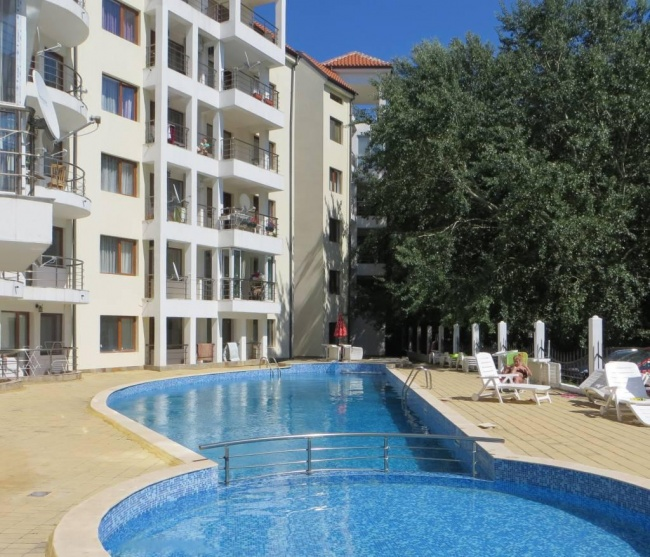 Low priced studio in Sunny Beach