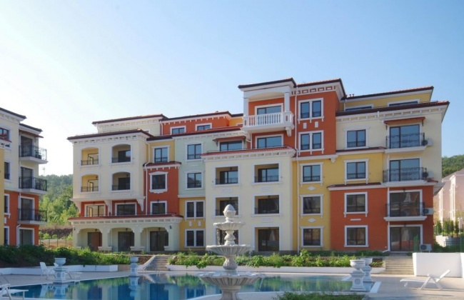One bedroom beach condo for sale near Sozopol