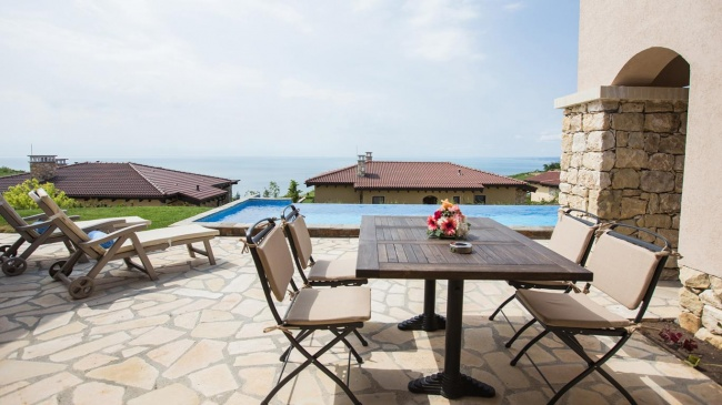 Villa for sale in Black Sea Rama golf complex Bulgaria