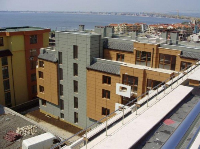 Low priced coastal apartments in Bulgaria