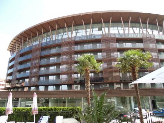 Sea apartaments in Sunny Beach