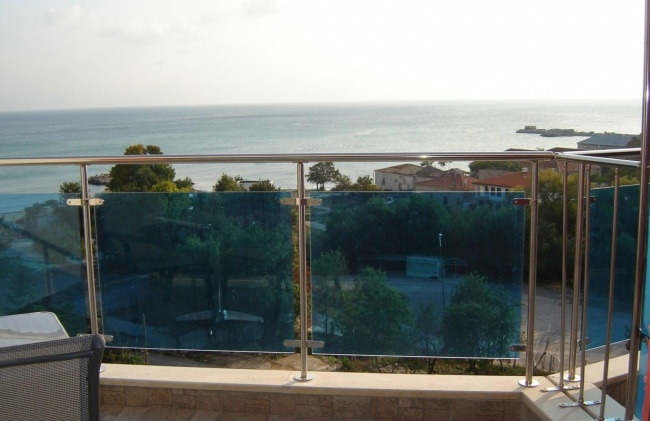 Luxury apartment complex near Kavarna beach