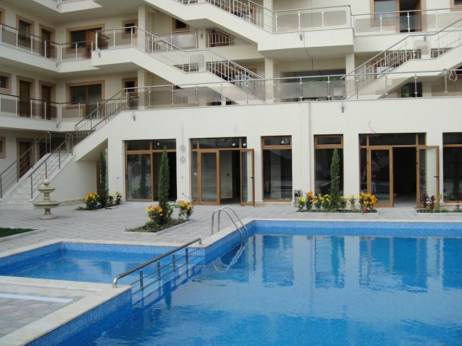 Coastal apartments in Byala, Varna
