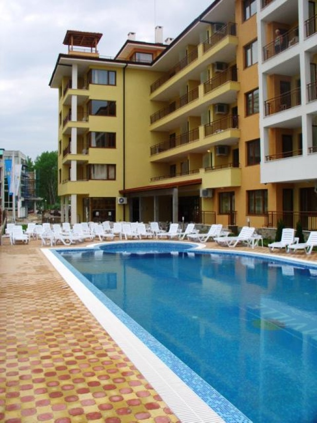Apartment in Sunny Beach 3 years payment plan interest free