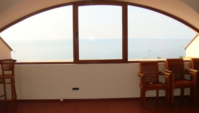 VIP sea coast apartment near Balchik