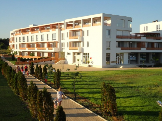 Beach condos for sale in Sarafovo, Bourgas