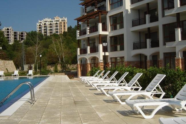 Coastal apartments for sale in Balchik