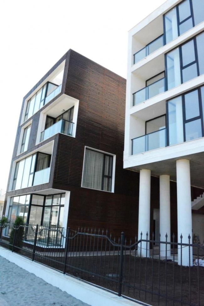 Boutique apartments for sale - Bulgarian sea coast