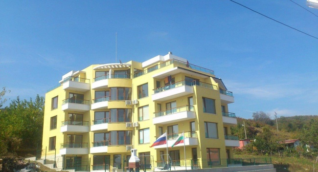 New built apartments at low cost - Bulgarian Riviera